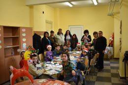 "Коледна работилница в СУ ""Св.Климент Охридски"" - Изображение 1"