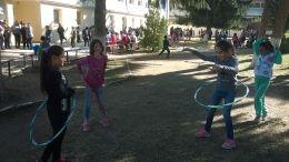 """Европейски ден на спорта в Средно училище """"Св. Климент Охридски"""" - Изображение 1"""