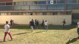 """Европейски ден на спорта в Средно училище """"Св. Климент Охридски"""" - Изображение 3"""