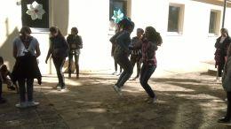 """Европейски ден на спорта в Средно училище """"Св. Климент Охридски"""" - Изображение 6"""