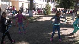 """Европейски ден на спорта в Средно училище """"Св. Климент Охридски"""" - Изображение 7"""