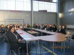откриване КП 33.14 - 2015 - 5 - СУ Св. Климент Охридски - Камен