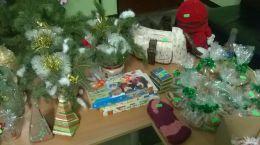 "Коледен базар - ""Да помогнем на Пеньо"" 1"