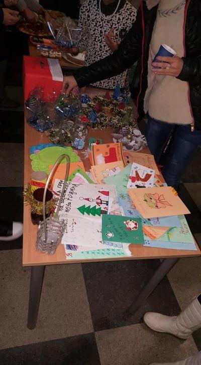 """Благотворителен Коледен базар в СУ """"Св.Климент Охридски"""" с.Камен 8"""