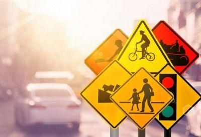 Аз зная правилата за безопасно движение като пешеходец, пътник и велосипедист 1